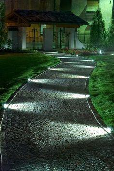 luminarias jardim 12