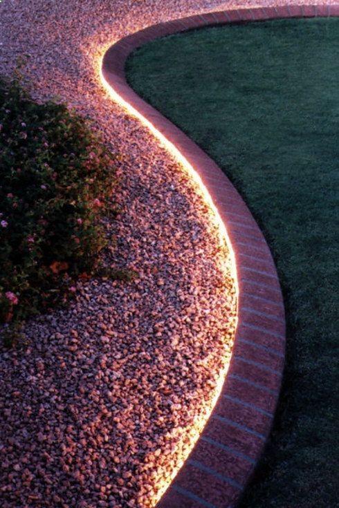 luminarias jardim 2