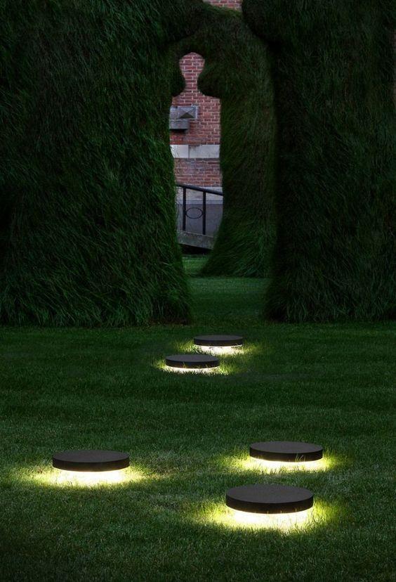 luminarias jardim 7