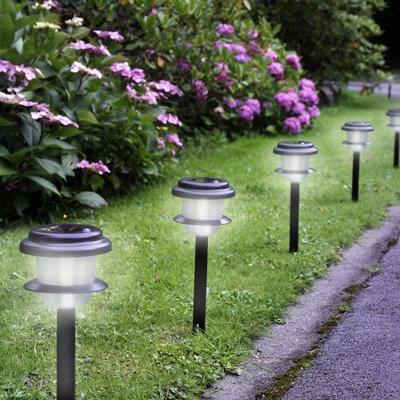 luminarias para jardim