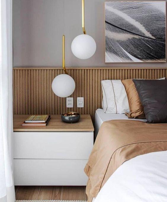 luminarias para quarto casal 2