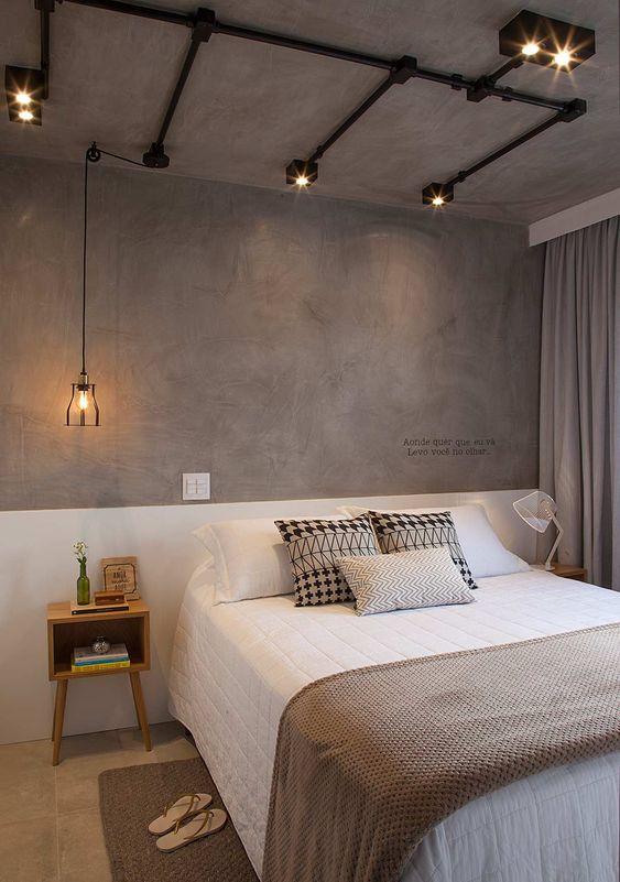 luminarias para quarto casal 4