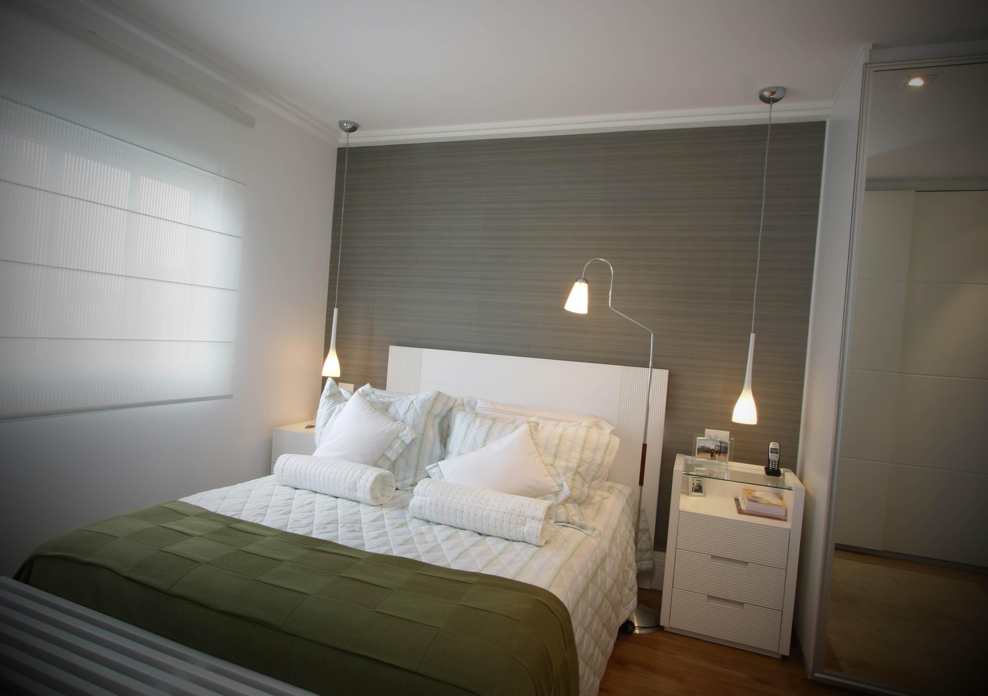 luminarias para quarto de casal