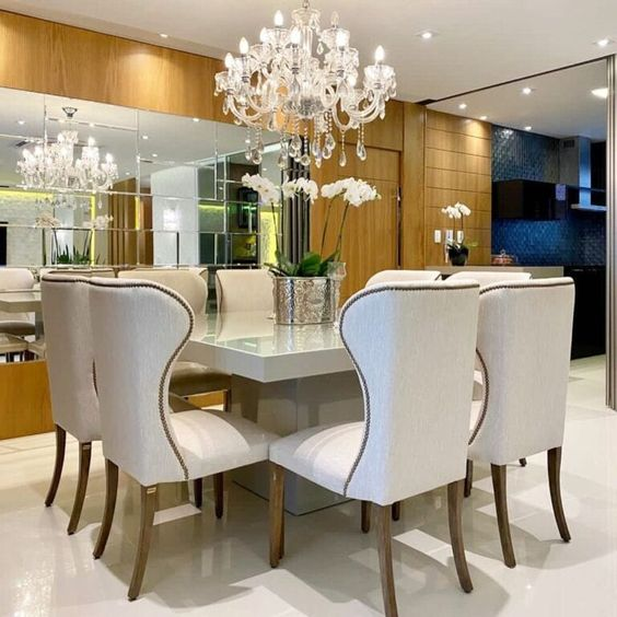 lustre sala jantar