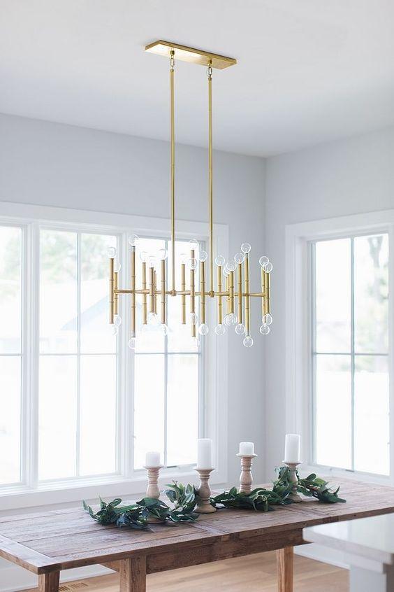 lustres e luminarias decorativos