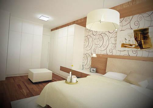 lustres modernos para quarto de casal