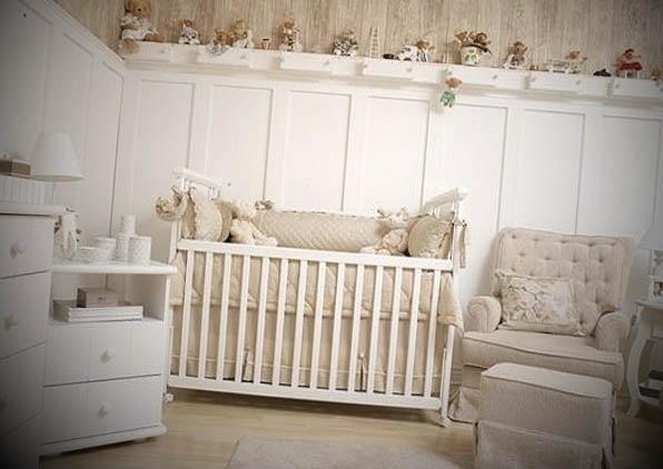 móveis planejados para quarto de bebe