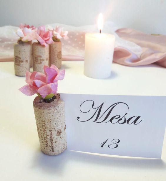 marcador mesa batizado