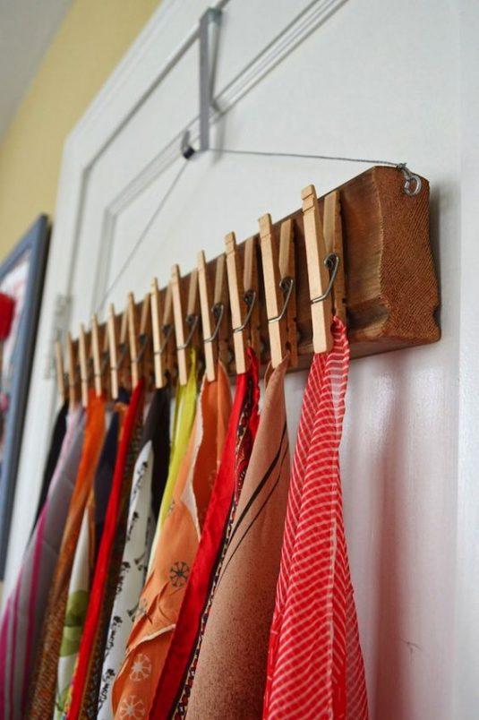 melhores ideias para organizar a sua roupa 10