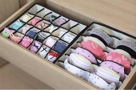 melhores ideias para organizar a sua roupa 8