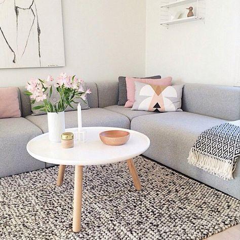 mesa de centro decorada 12