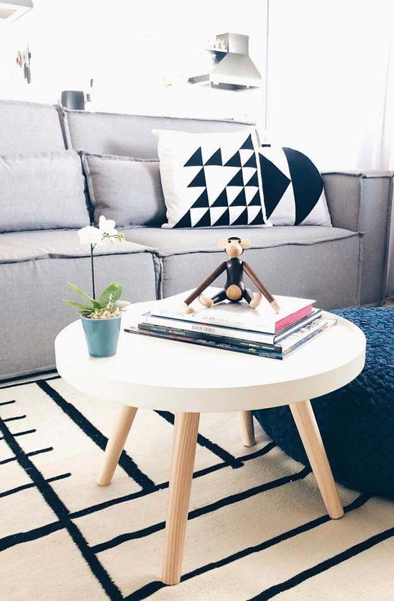 mesa de centro decorada 2