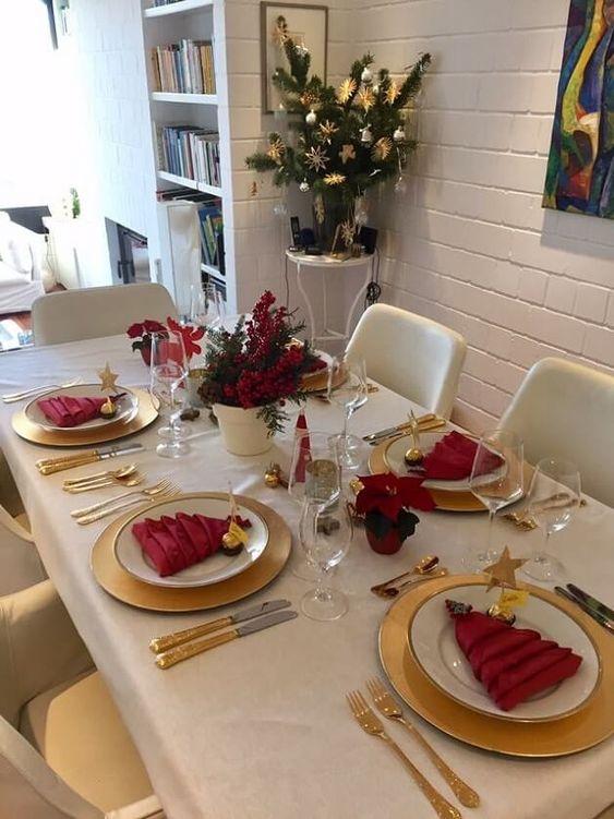 mesa decorada natal 4