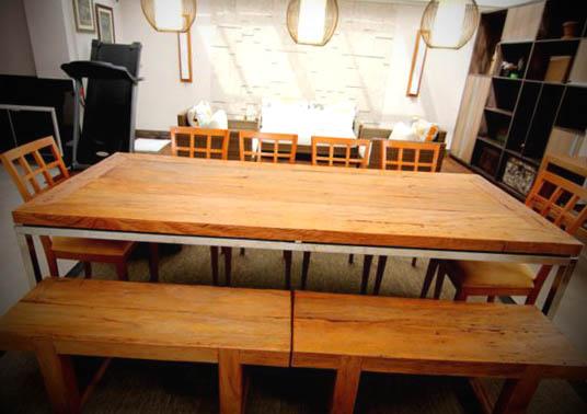 mesa demolicao