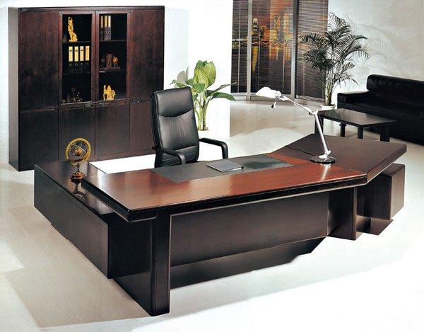 Mesas para escrit rio for Muebles para oficinas ejecutivas