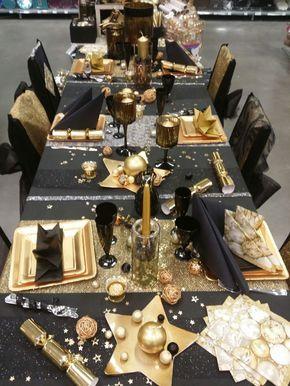 mesa natal decorada 7