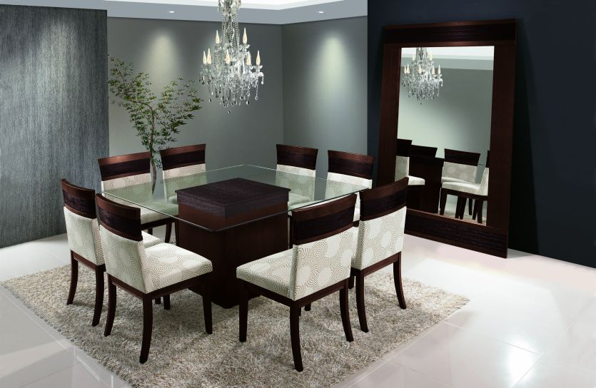 mesa sala de jantar moderna
