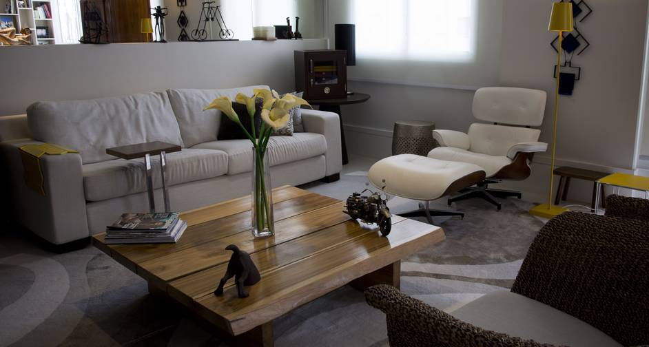 mesas centro como decorar