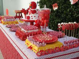 mesas festa infantil