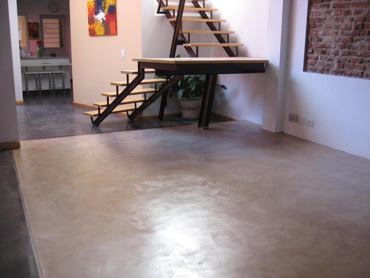 microcemento alisado micro piso cemento alisado revestimi