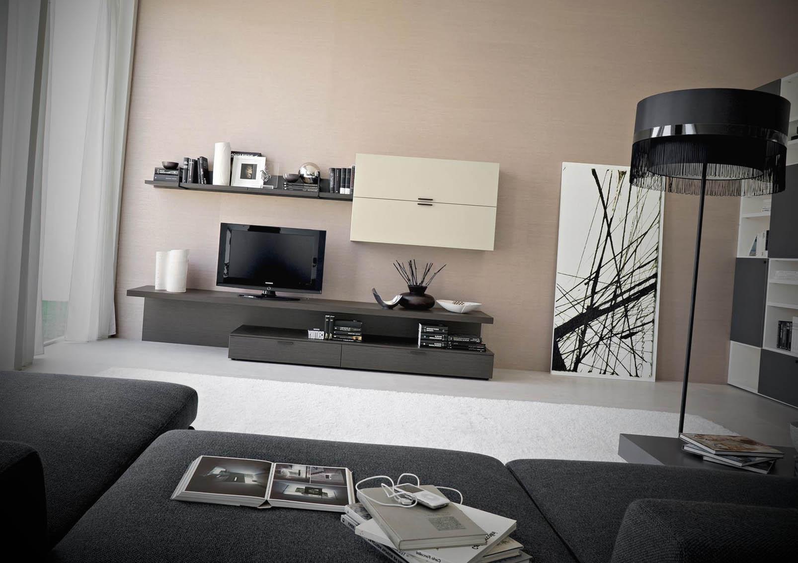 modelo sala de estar moderna