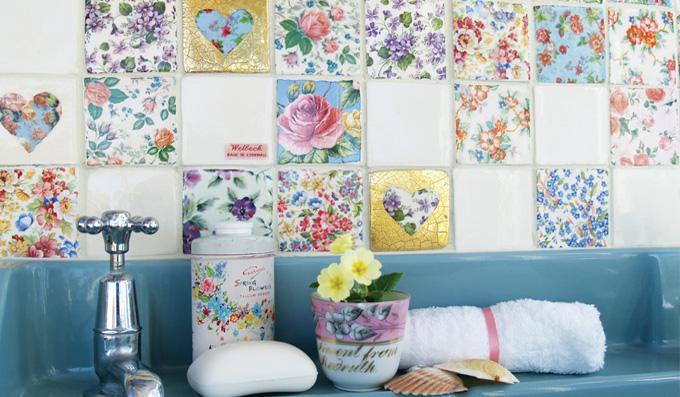 12 Ideias para Usar Azulejos Decorados na sua Casa