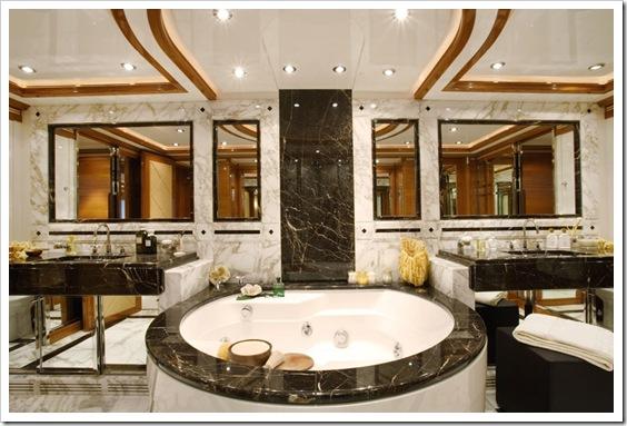 modelos banheiros de luxo