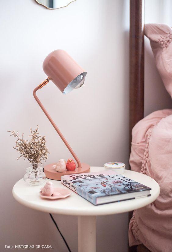 modelos de abajur para quartos 2