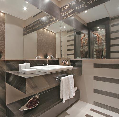 modelos de decoracao para banheiros pequenos