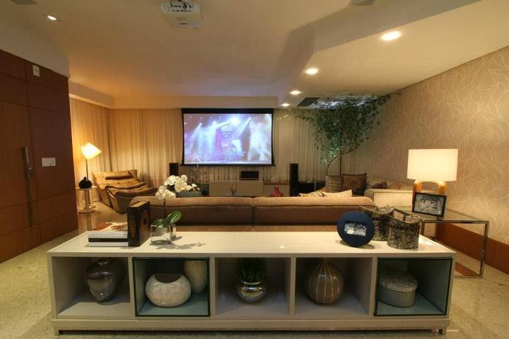 modelos salas decoradas aparador prateleiras nihco