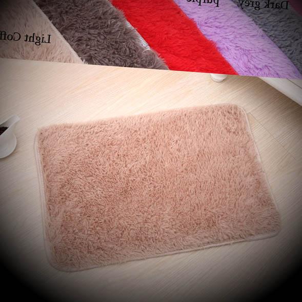 modelos tapetes pelucia