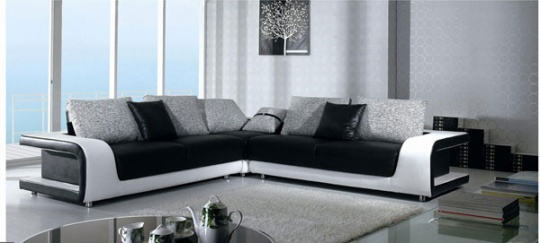 modern sofa decor