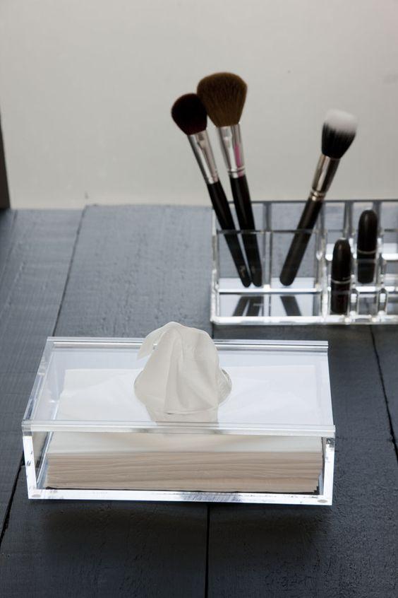 moveis acrilico decoracao banheiro maquiagem