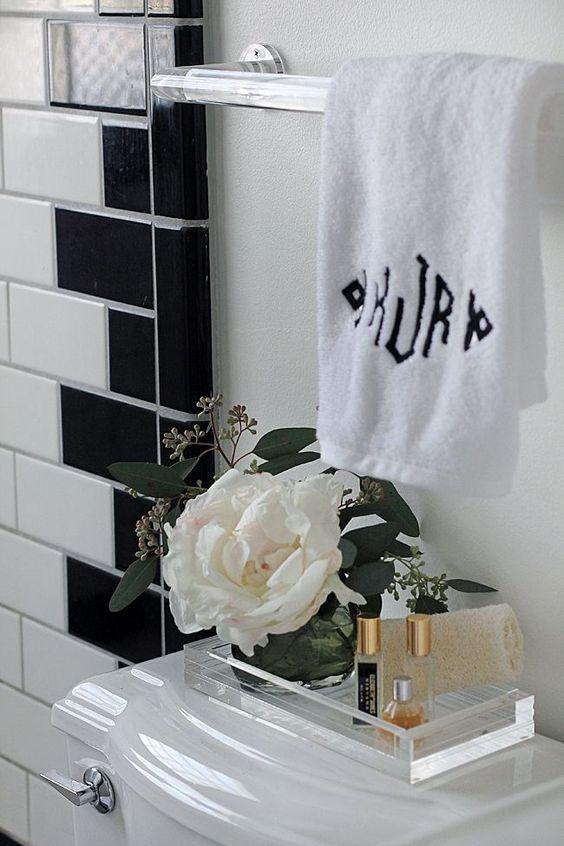 moveis acrilico decoracao banheiro