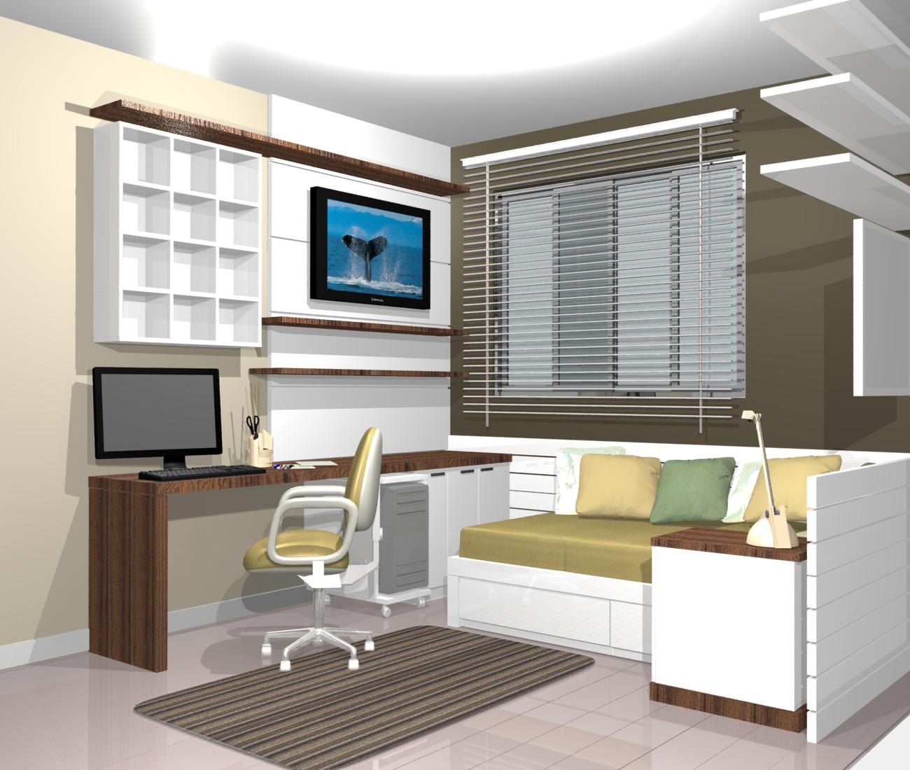 moveis modernos planejados apartamento