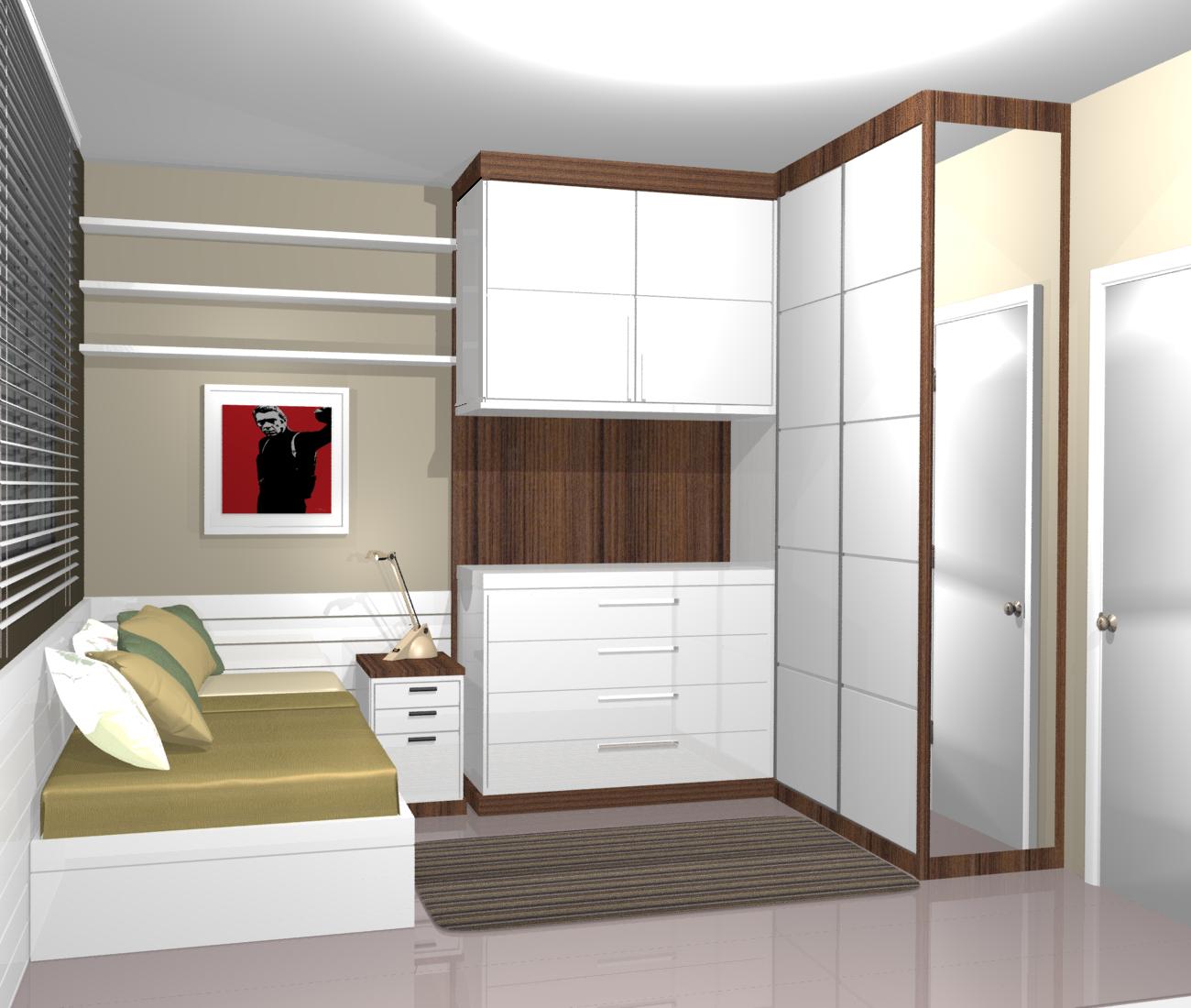 moveis planejados apartamento moderno