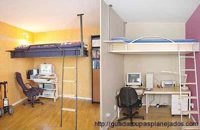 M veis planejados para apartamentos pequenos for Organizar espacios pequenos