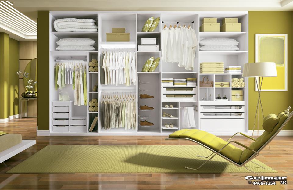 moveis planejados para closets
