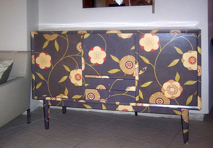 movel entrada papel parede