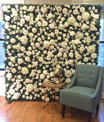 muro ingles flores