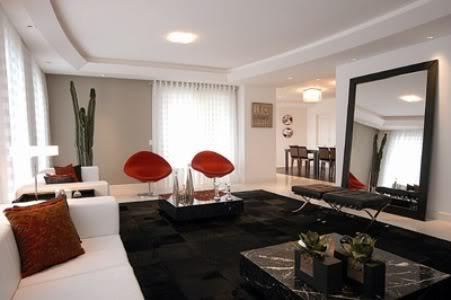 o apartamento decorado 1