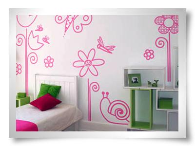 o quarto decorado