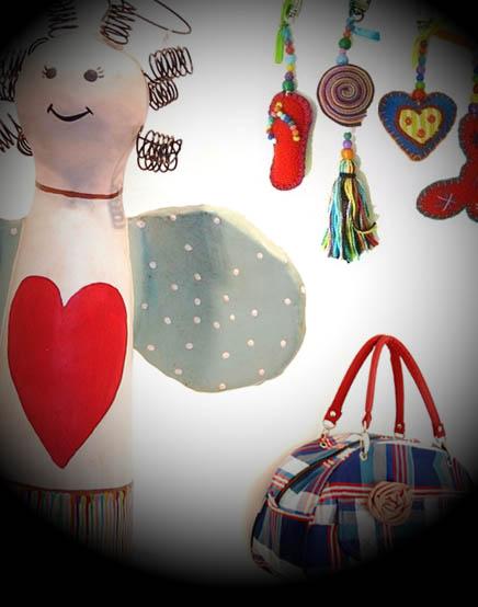 objectos decorados artesanal