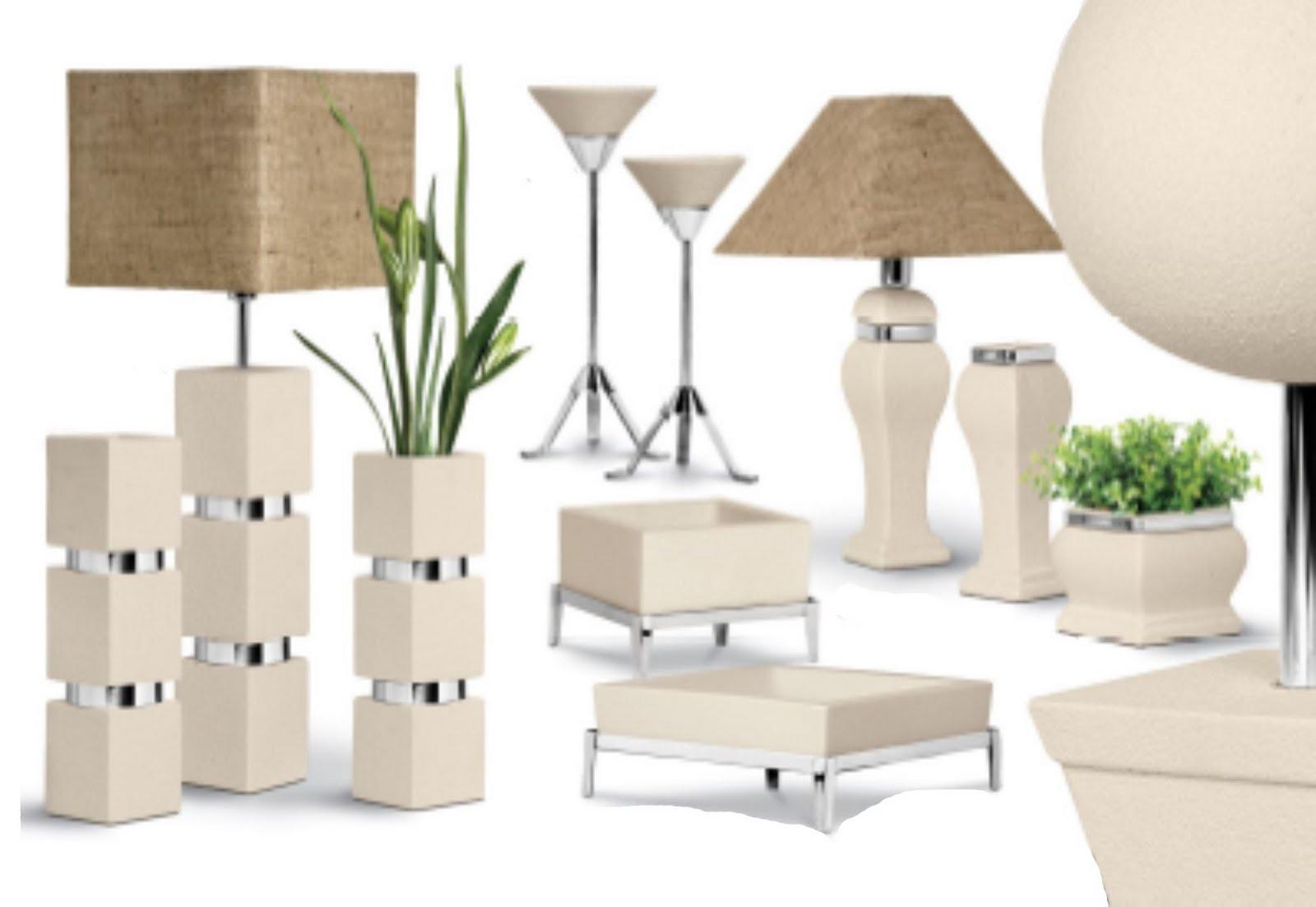 Objetos para a decora o de casas for Objetos decorativos casa