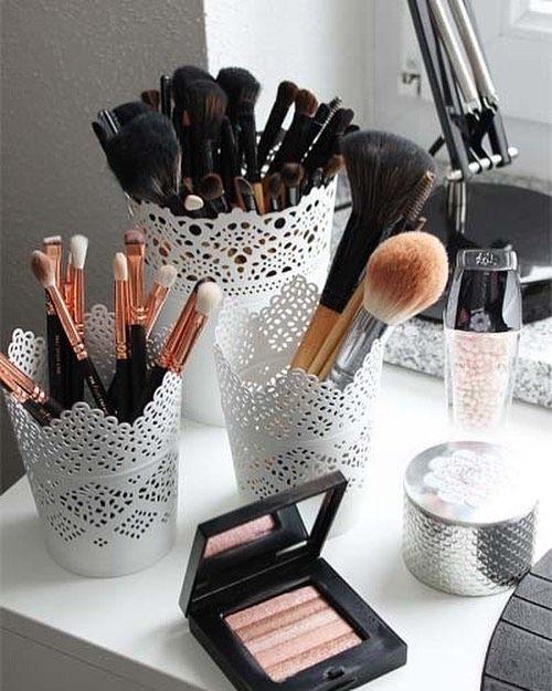 organizar maquiagem ideias criativas 6