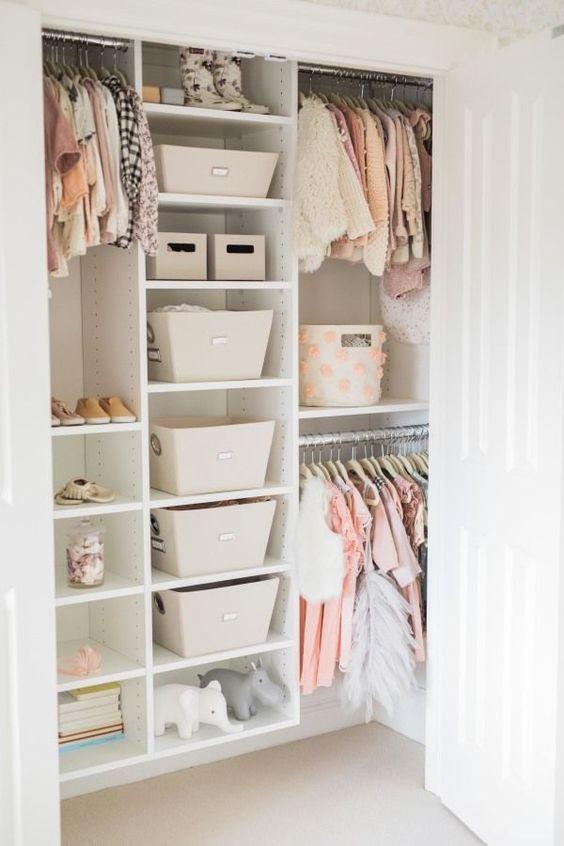 organizar o seu armario da roupa 1