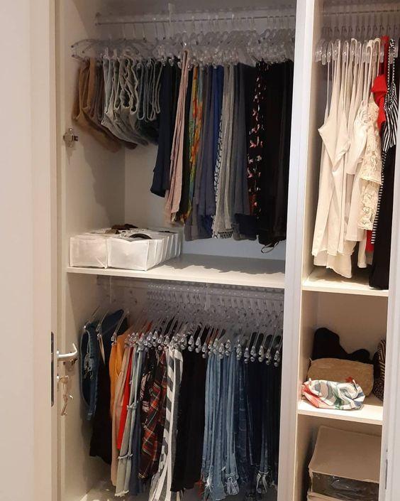 organizar o seu armario da roupa 3