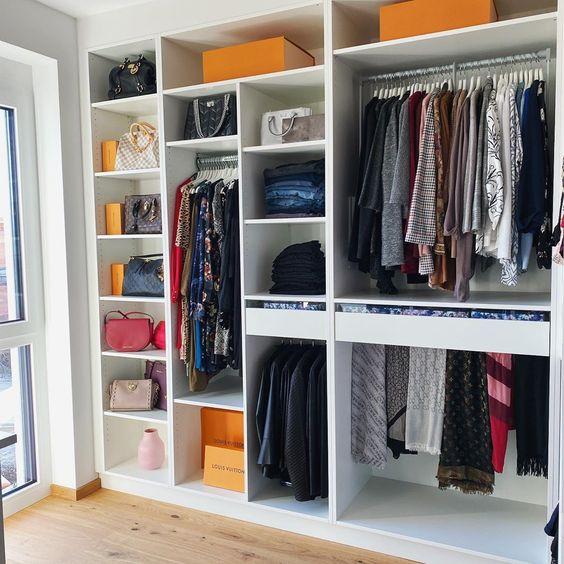 organizar o seu armario da roupa 5