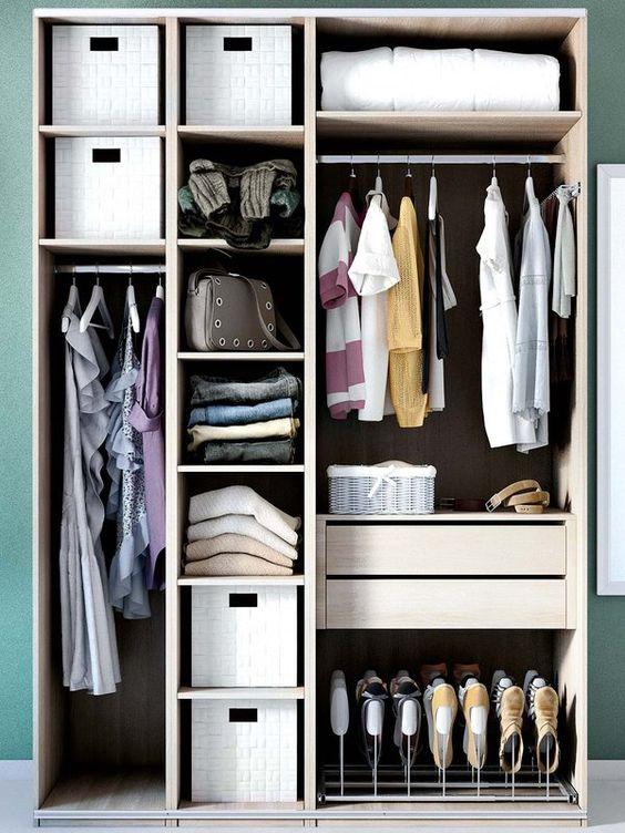 organizar o seu armario da roupa 6 1