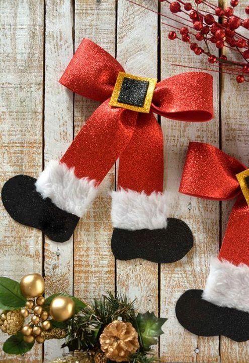 ornamentos natal decoracao laços